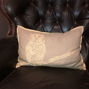 Other - Owl accent pillow